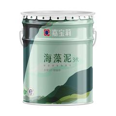 嘉宝莉海藻泥3代乳胶漆 抗甲醛空气净化5合1环保漆